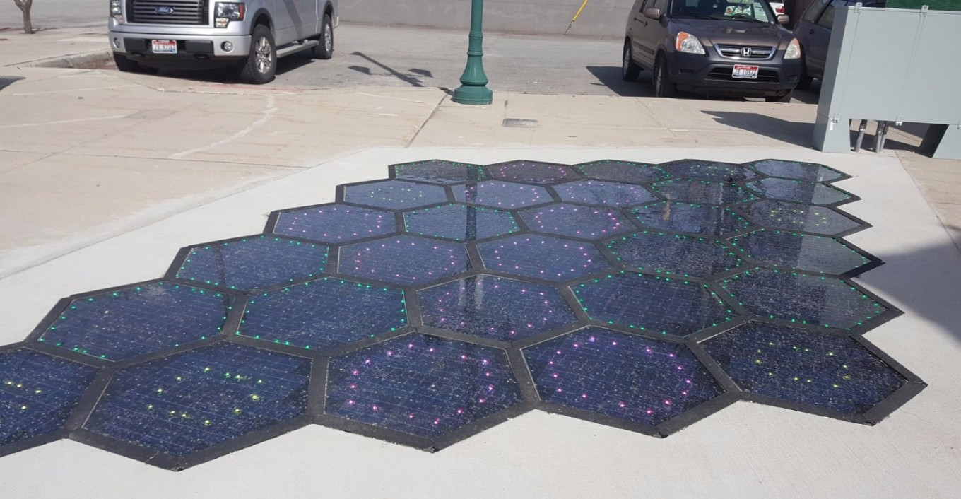 solar roadways Solar roadway's crazy plan to replace america's roads with solar panels has always been met with a mixture of public glee and pragmatic criticism now, though, the company is getting a new, tiny.